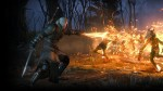 Геймплей PS4-версии The Witcher 3: Wild Hunt